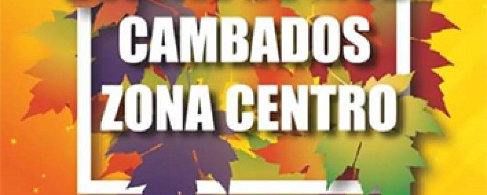 """DESFILE DE MODA """"CAMBADOS ZONA CENTRO"""""""