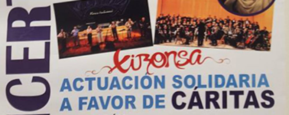 FESTIVAL DE CORAIS A BENEFICIO DE CÁRITAS