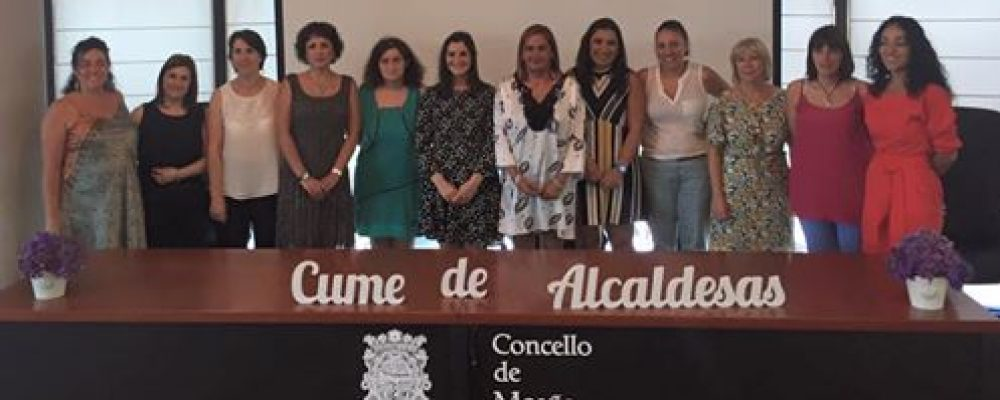 """FÁTIMA ABAL PARTICIPA NA APERTURA DO I CUMIO DE ALCALDESAS """"POLÍTICA EN FEMININO: UNHA NOVA PERSPECTIVA NOS MUNICIPIOS"""""""