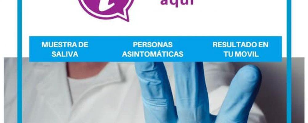 Cribado poboacional de COVID-19 en persoas  asintomáticas en farmacias de Cambados