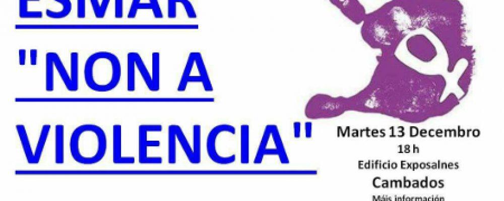 XORNADA ESMAR: NON Á VIOLENCIA