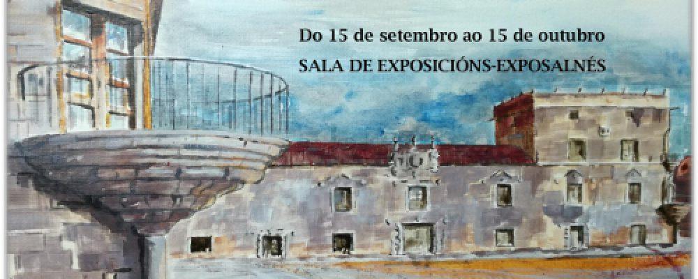 """EXPOSICIÓN: """"LUCES, COSTUMES E VIÑO TINTO"""", DE ABEL BARANDELA"""
