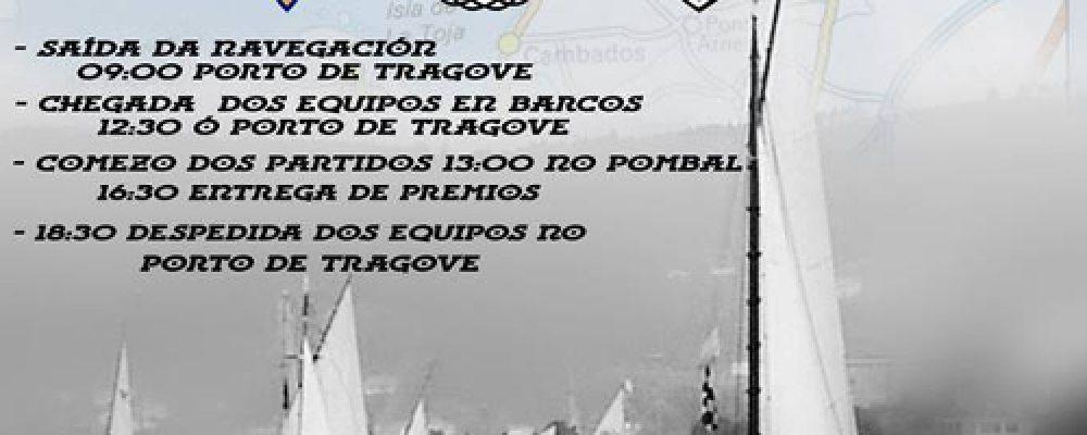 """I TROFEO DE FÚTBOL GAÉLICO """"ARRIBADA GAÉLICA RÍA DE AROUSA"""""""