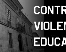 Cambados en negro contra as violencias