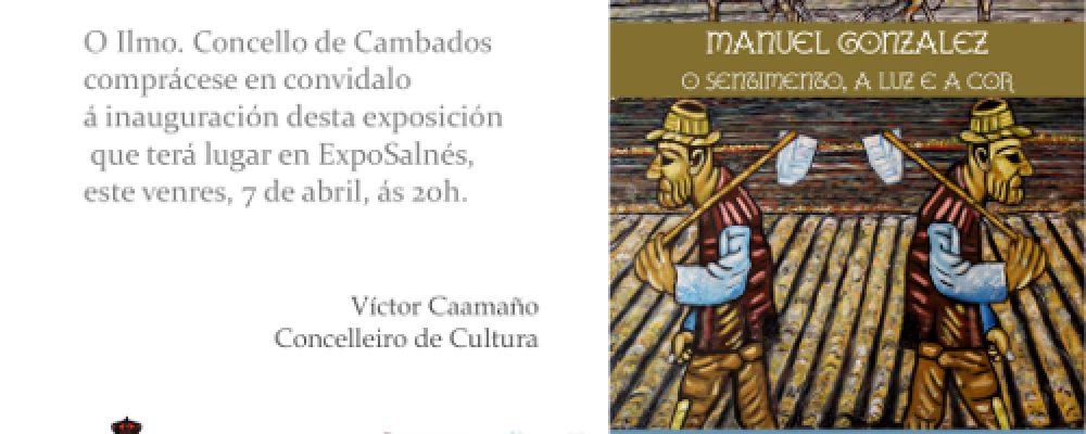 """EXPOSICIÓN """"O SENTIMENTO, A LUZ E A COR"""", DE MANUEL GONZÁLEZ. FUSIÓN ENTRE ARTE E AVOGACÍA"""