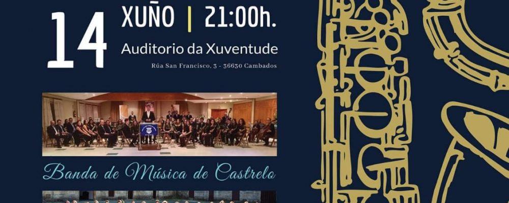 Concerto de fin de curso da Escola de Música e do Conservatorio