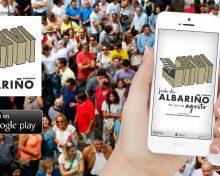 Ya disponible la aplicación oficial de la LXVI Fiesta del Albariño