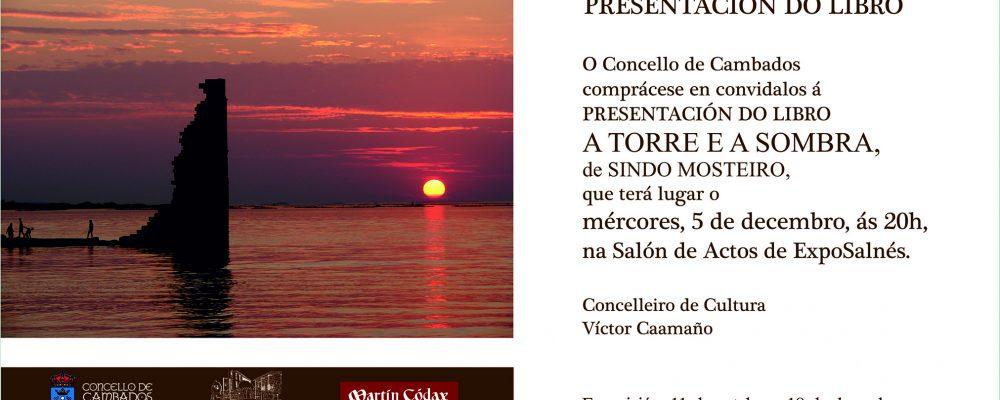 """Presentación del libro """"la torre y la sombra"""""""