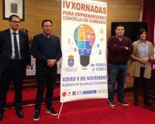 IV XORNADAS PARA EMPRENDEDORES DO CONCELLO DE CAMBADOS
