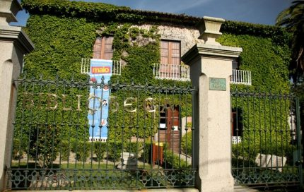 Biblioteca Municipal Casa dos Fraga