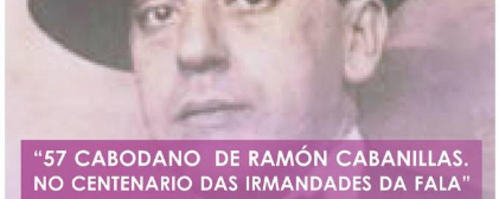 HOMENAXE A CABANILLAS NO 57 CABODANO DO SEU PASAMENTO