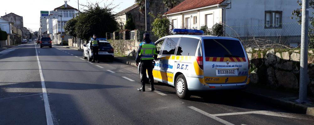 A POLICÍA LOCAL DE CAMBADOS FARÁ CONTROIS DE VELOCIDADE NO CENTRO URBANO AO LONGO DESTA SEMANA