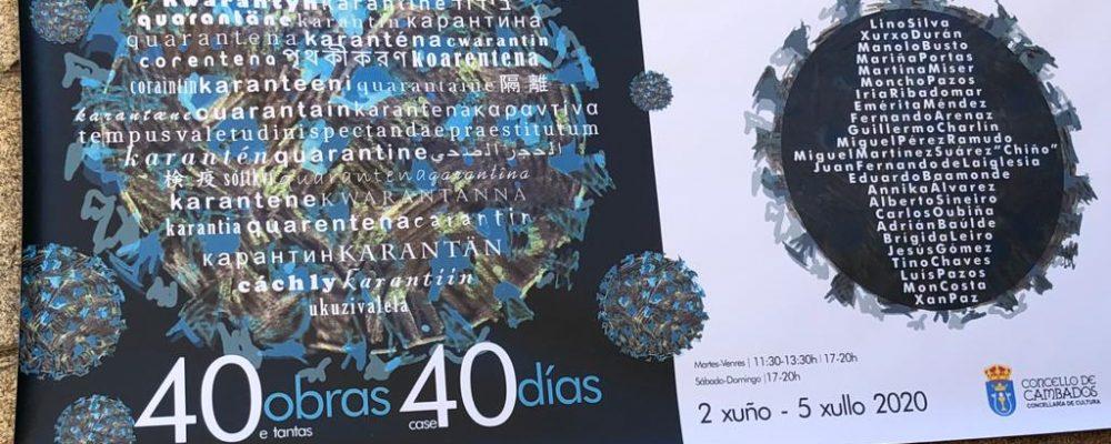EXPOSICIÓN CORENTENA EN TORRADO