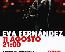 Eva Fernández presenta o seu novo disco,  'Yo pregunto', en Cambados. Neste traballo a banda pon música a versos de Storni, Pizarnik, Costafreda e Cortázar
