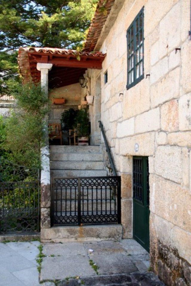 Casas e rúas de Fefiñáns