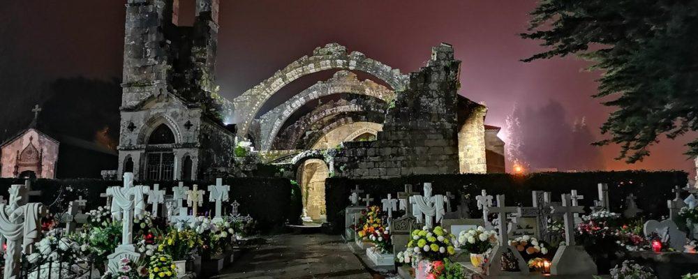 Recomendacións para usar os cemiterios sen risco de  covid
