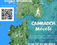 Portal de participación cidadá sobre o Plan de Mobilidade