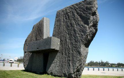 Escultura de Manolo Paz