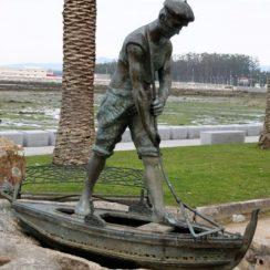 Escultura do Rañeiro