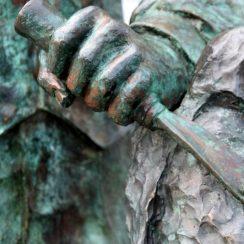 Estatua a Francisco Asorey