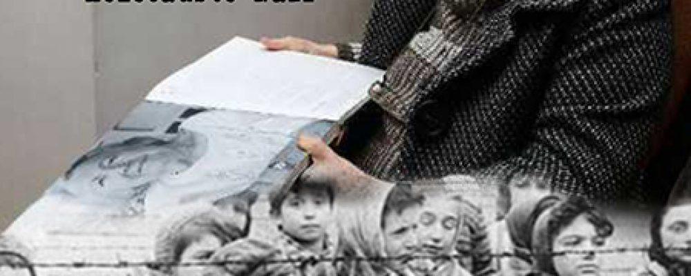 CHARLA CON ANIA HORZOWSKI, SUPERVIVENTE DO HOLOCAUSTO NAZI
