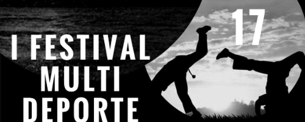 I FESTIVAL MULTIDEPORTE CAMBADOS