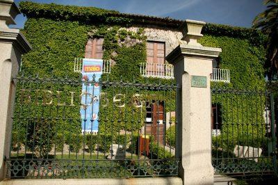 Casa dos Fraga – Biblioteca Municipal Luis Rei