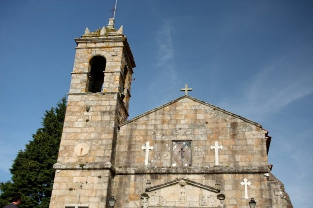 Igrexa Parroquial Santa Mariña
