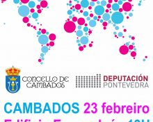 Jornada de Igualdad sin Fronteras, el 23 de febrero en Exposalnés