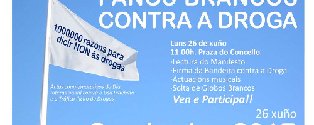 PANOS BRANCOS CONTRA A DROGA