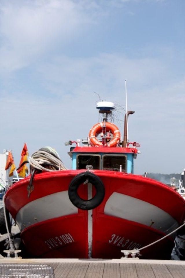 Porto de Tragove