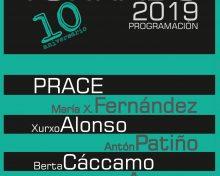 Programa anual de exposiciones en el Pazo de Torrado