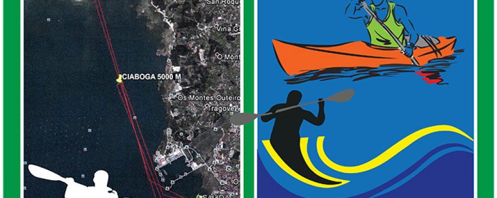 Festa dos maios, festa da bicicleta e regata da liga galega de kaiak de mar