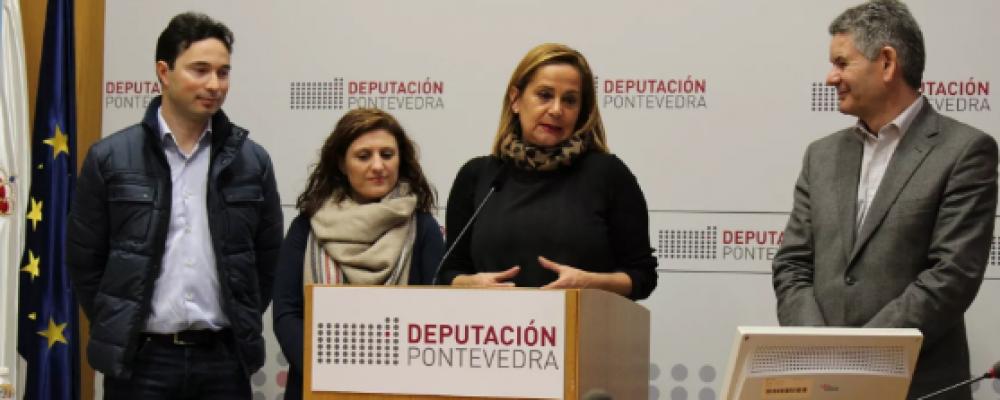 A DEPUTACIÓN DE PONTEVEDRA COLABORARA CO CONCELLO DE CAMBADOS NAS ACTIVIDADES DO ANO COMO CIDADE EUROPEA DO VIÑO