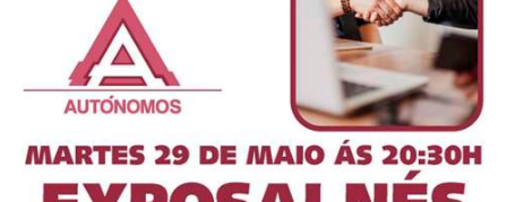 CHARLA SOBRE AS AXUDAS DE CONTRATACIÓN EN EXPOSALNÉS