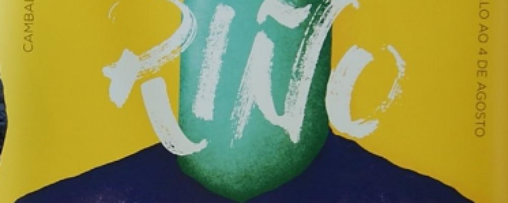 Cartel gañador da LXVII Festa do Albariño