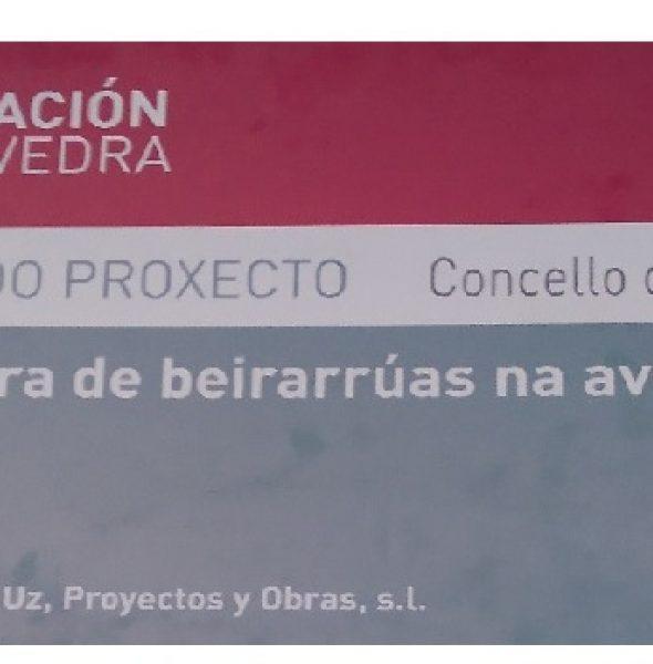 ADXUDICACIÓN DAS OBRAS DE REMATE DA MELLORA DE BEIRARRÚAS DA AVDA. DE VILARIÑO