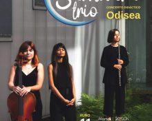 """Samudra trío presenta o concerto didáctico """"Odisea"""""""