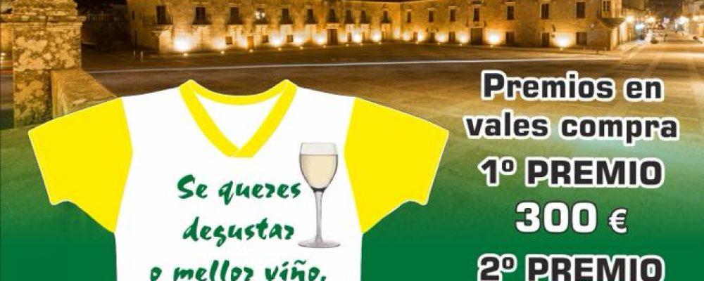 Presentación do XII Concurso de Camisetas do Albariño e dunha pulseira identificativa para nenos