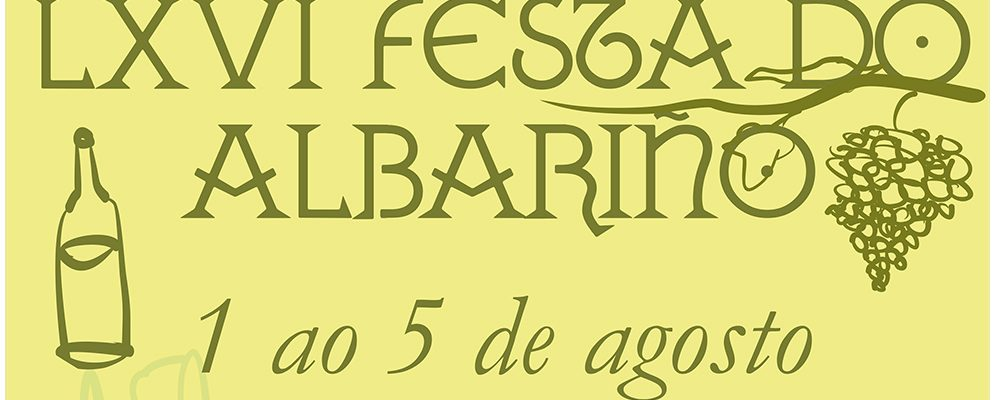 Bases do concurso do cartel para a LXVI Festa do Albariño