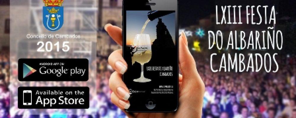PRESENTACIÓN OFICIAL DO PROGRAMA DA FESTA DO ALBARIÑO