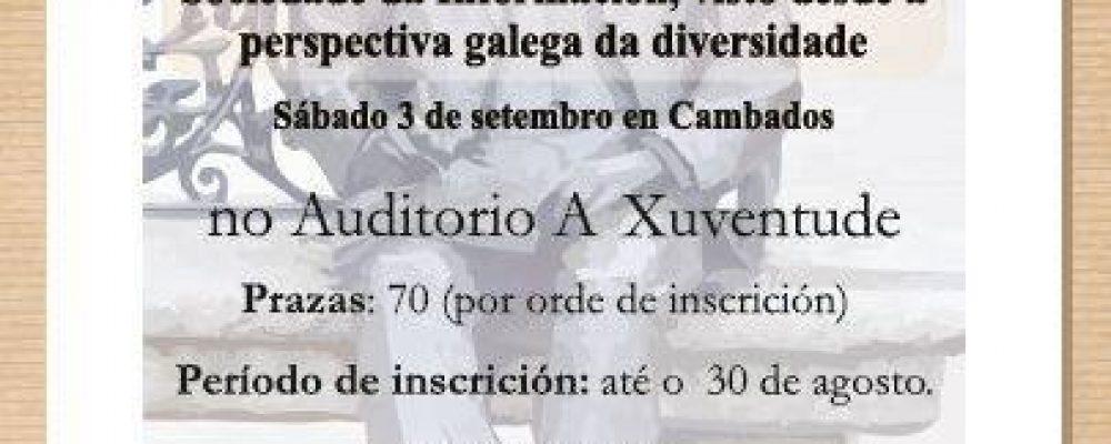 I CONGRESO DE NORMALIZACIÓN LINGÜÍSTICA DO CONCELLO DE CAMBADOS