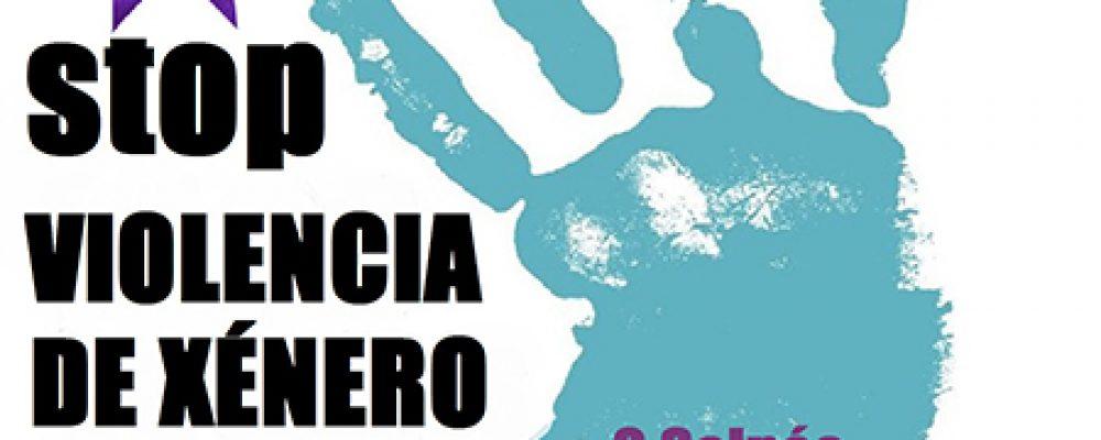 PROGRAMA DE ACTIVIDADES POLO DÍA INTERNACIONAL CONTRA A VIOLENCIA DE XÉNERO