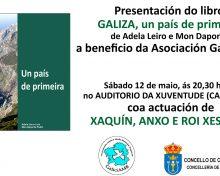 """Presentación del libro """"Galiza, un país de primeira"""" de Adela Leiro y Mon Daporta"""