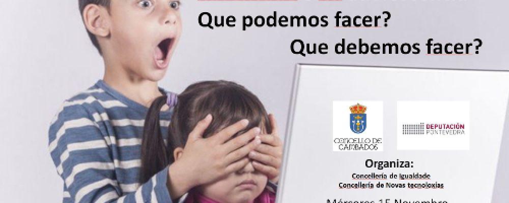 """CAMBADOS ACOLLERÁ A CHARLA """"IMPACTO DAS REDES SOCIAIS NA XUVENTUDE E NA ADOLESCENCIA: QUE PODEMOS FACER? QUE DEBEMOS FACER?"""