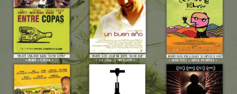 VIDEA CAMBADOS: ENCONTRO DE CINEMA E VIÑO