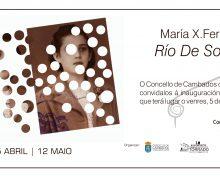 """Exposición """"Río de sombras"""", de María X. Fernández"""