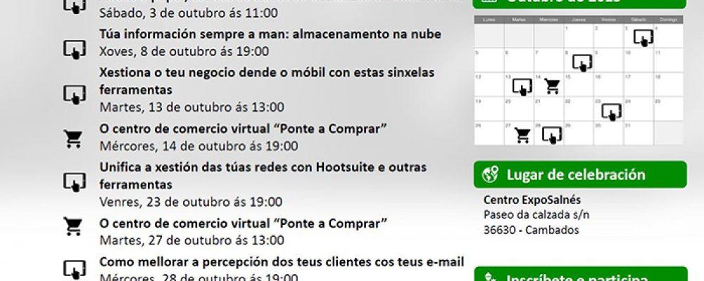 INFORMACIÓN SOBRE OS CURSOS CPAE 2.0 QUE SE DESENVOLVEN EN CAMBADOS