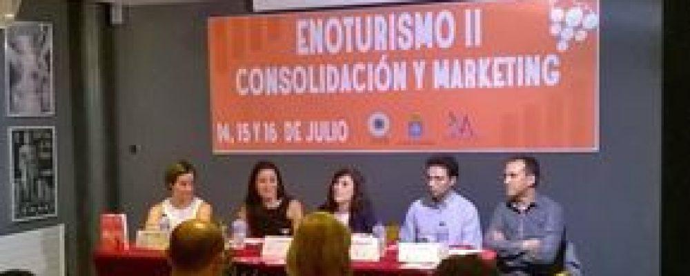 """COMEZA NO MUSEO DO VIÑO O CURSO """"ENOTURISMO: CONSOLIDACIÓN E MARKETING"""""""