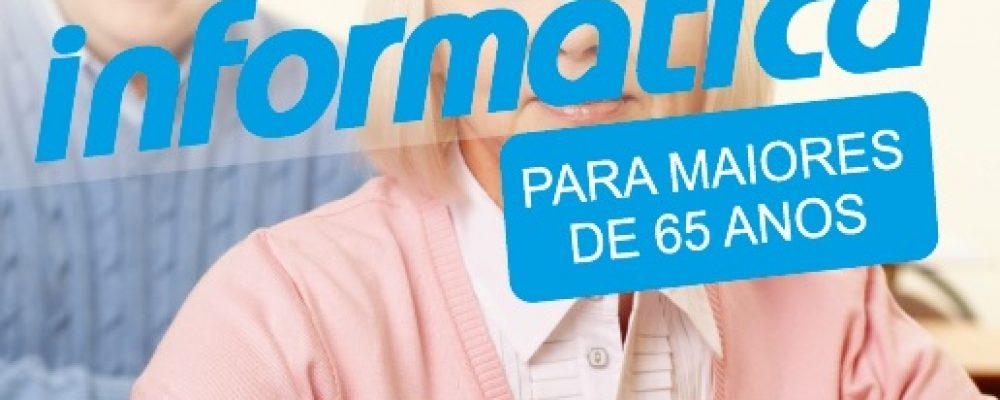 CURSOS GRATUITOS DE INFORMÁTICA PARA MAIORES DE 65 ANOS IMPARTIDOS POR EMPRESAS DO MUNICIPIO.